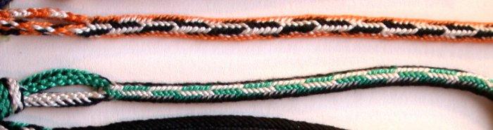 11-loop unorthodox fingerloop braids