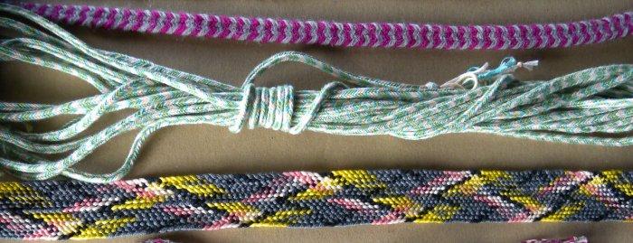 3 fingerloop braids by loopbraider