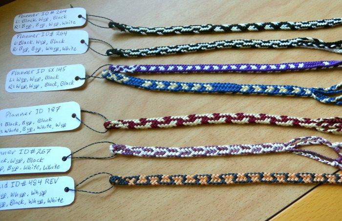 advanced finger loop braiding tutorials, spanish braid instructions, pattern planner