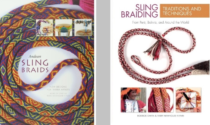 Rodrick Owen and Terry Newhouse Flynn, Andean Sling braid books