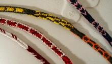 thumbnail - pattern samper fingerloop braids