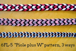 6-loop flat braid (6FL-5)