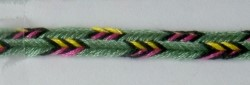 11-loop triangle braid