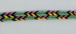 9-loop triangle braid